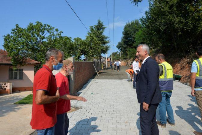 Hendek'te 4 mahalle daha yeni yüzüne kavuşuyor