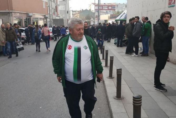 Amigo Ersin, hayatını kaybetti