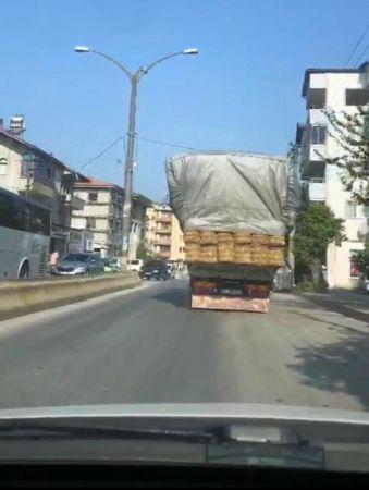 Bu kamyonu gören pes artık dedi