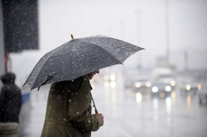 Sakarya'ya kuvvetli yağış uyarısı! Meteoroloji saat verdi
