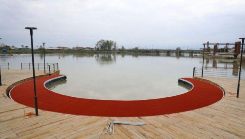 Sakarya Park'a yüzen iskele yapılacak