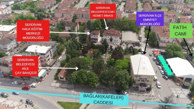 Serdivan'da aşıya tam destek