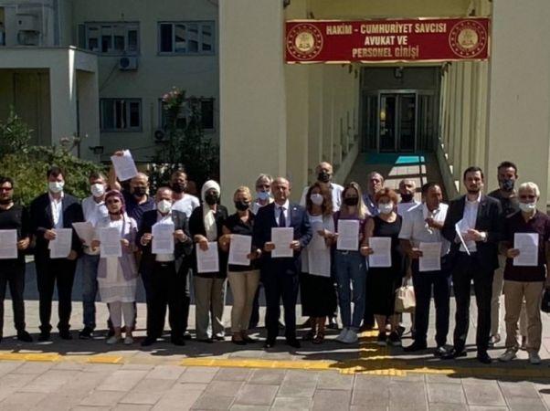 Özkan'a bir şikâyette İYİ Parti Sakarya Teşkilatından
