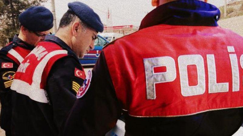 Jandarma ve Polisin asayiş raporu