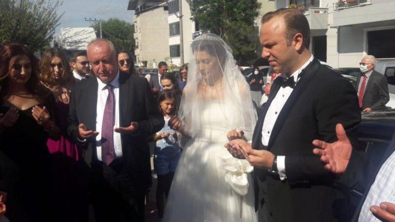 Söğütlü Belediye Başkanı Özten'in mutlu günü