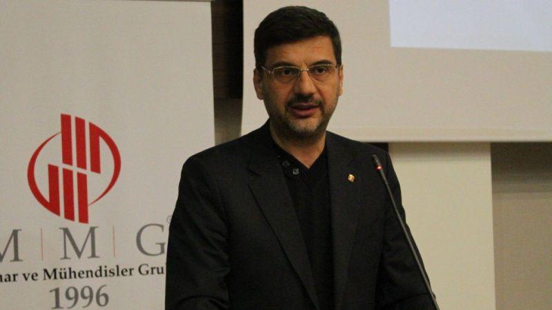 Naci İris Teftiş Kurulu Başkanlığı'na asaleten atandı