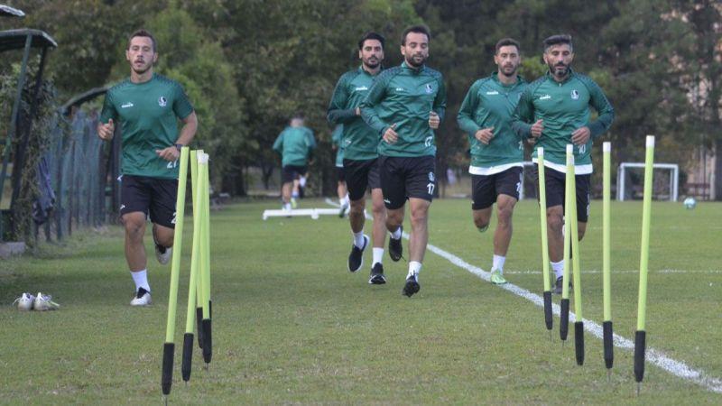 Sakaryaspor, Çorum FK maçı hazırlıklarına başladı