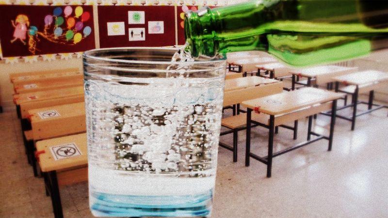 Okulda soda içen 3 öğrenci zehirlendi