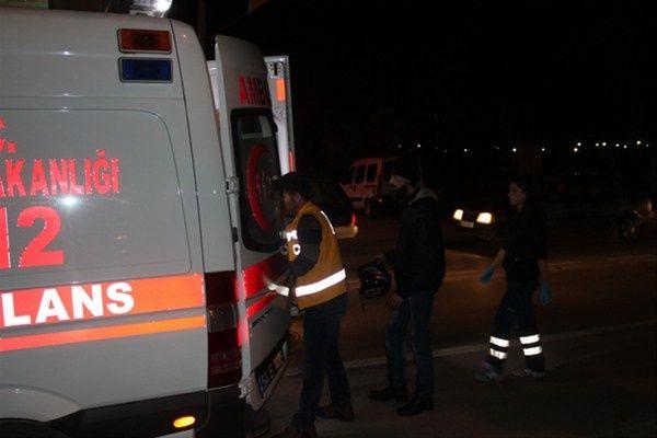 Serdivan'da kaza: 3 yaralı