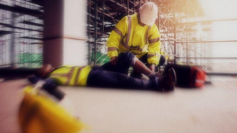 2 günde 17 işçi iş kazasında yaralandı