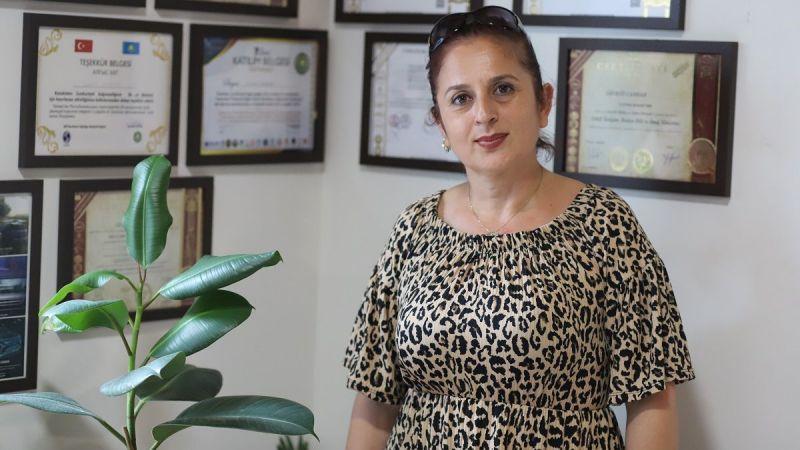 3 çocuk annesi Akcan, Oda Başkanlığına aday oldu