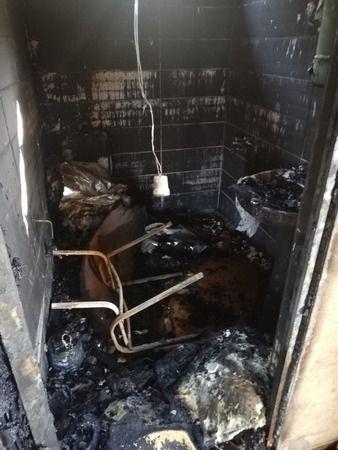 Yangın Faciasının Yaşandığı Ev Bu Hale Geldi