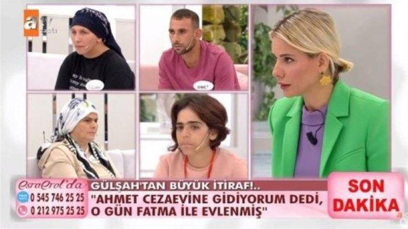 Türkiye'nin konuştuğu Akyazılı aile Esra Erol'da skandallarla gündem oldu