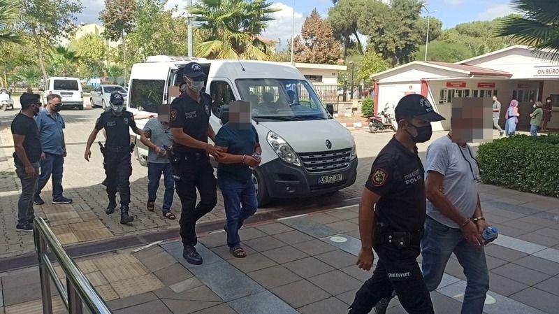 'Change oto' operasyonunda 3 tutuklama
