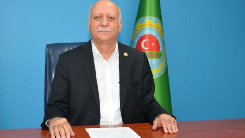 TZOB Başkanı Bayraktar'dan fındık açıklaması