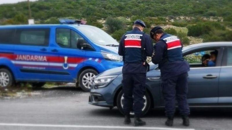 Jandarma 2 günün asayiş raporunu açıkladı