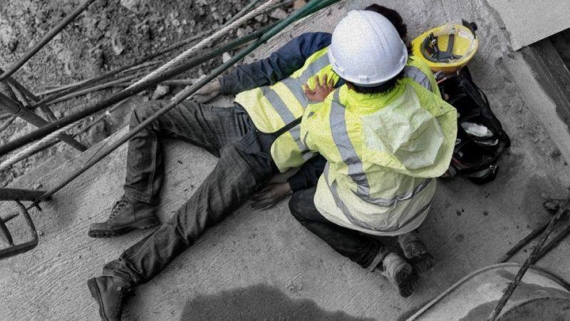 3 günde 20 işçi iş kazasında yaralandı