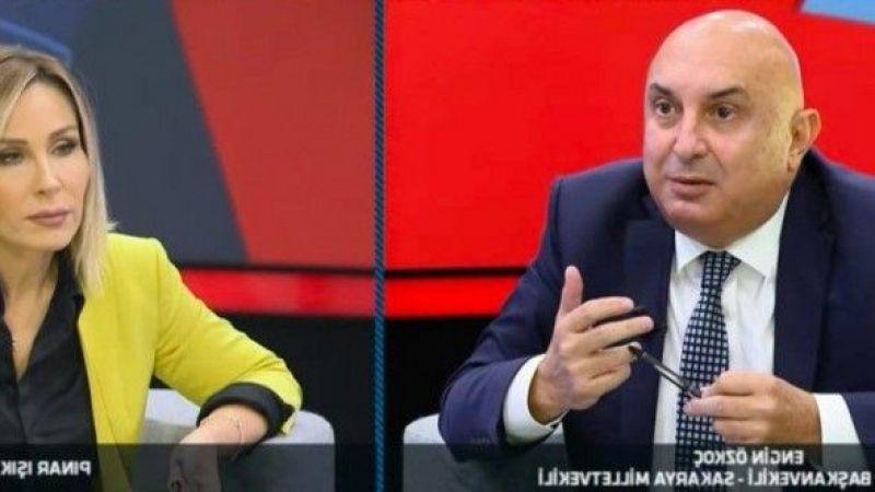 Özkoç: HDP konusunda İYİ Parti ile ayrışmıyoruz