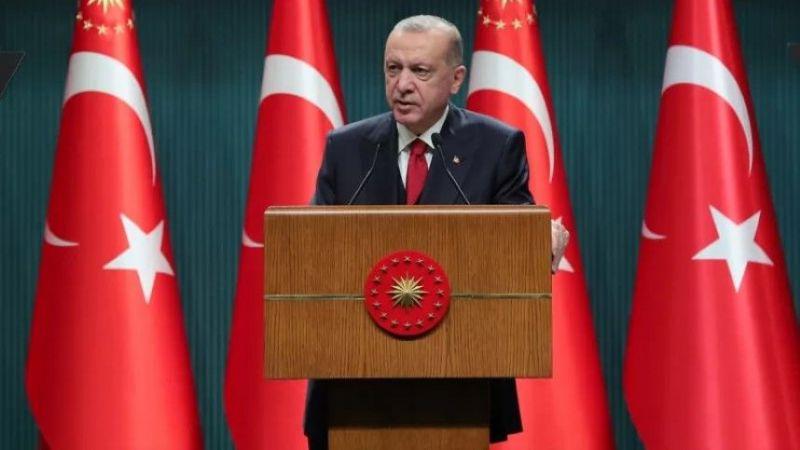 Cumhurbaşkanı Erdoğan'dan salgın tedbiri açıklaması