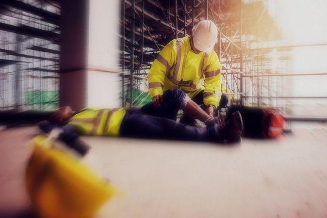3 günde 12 kişi iş kazasında yaralandı