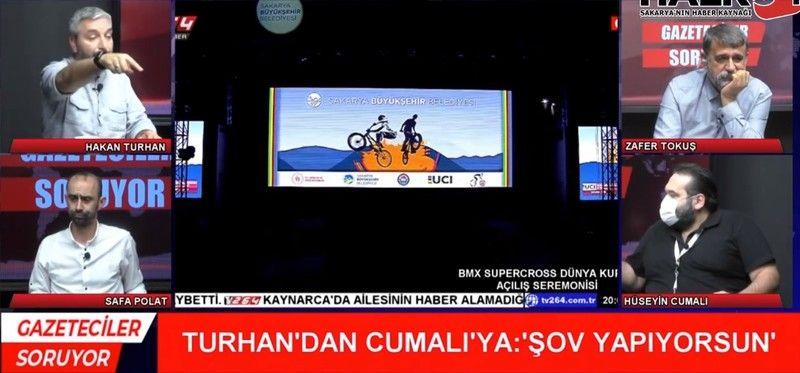 Gazeteciler Soruyor'da yine Acil Durum Hastanesi kavgası