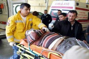 Gaziantep'te Trafik Kazaları: 3 Yaralı Var
