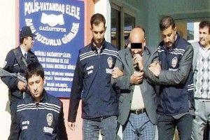 Turist Gaspına Tutuklama