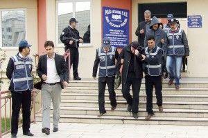 Gaziantep'te Büyük Gözaltı
