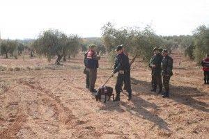Gaziantep'te TNT Kalıbı ve Fünye Bulundu