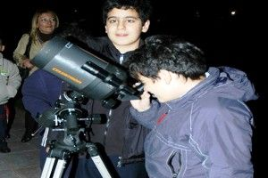Gaziantepli Öğrenciler Uzayı İncelediler