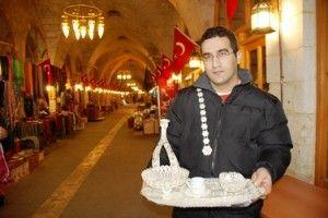 Gaziantep'te Bir Telkari Sanatçısı