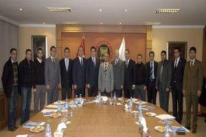 TOBB ''Genç Girişimciler Kurulu''nun Gaziantep seçimleri yapıldı.