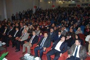 AK Parti Şehitkamil İlçe Gençlik Kolları Şehitleri Andı