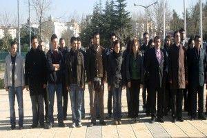 Gaziantep'te Kubilay'ı Anma Töreni