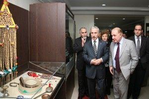 Gaziantep Kültür Tarihi Müzesi Açıldı