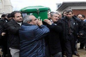 Gazeteci Kemal Antepe Toprağa Verildi