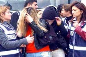 Son Dakika.. Gaziantep'te Fuhuş Operasyonu: 13 Gözaltı