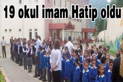 Gözünüz Aydın...Gaziantep'in 19 Yeni İmam Hatip'i Daha Oldu !..