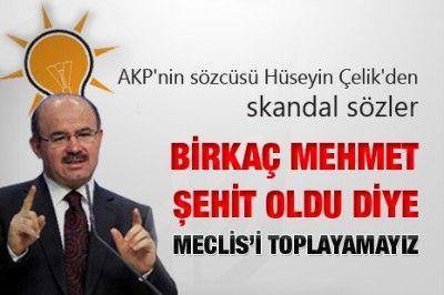 İşte Seçtiğiniz Vekiller Ey Gaziantep !