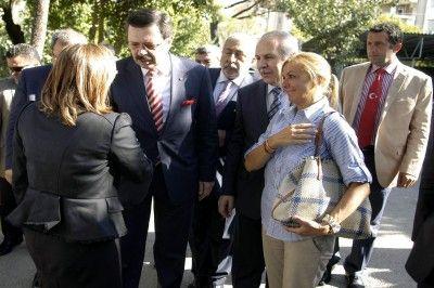 STK'lardan Bakan Şahin'e Taziye Ziyareti
