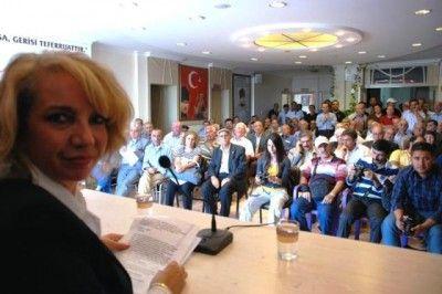CHP Aday Adayı Ayten Şahin'in Açıklaması