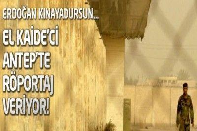 Gaziantep ve El-Kaide Dünya Gündeminde...