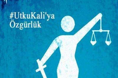 Utku Kalı'ya özgürlük için 21 Ekim'de Samsun'a