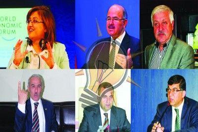 Gaziantep AKP'de Kılıçlar Çekildi..