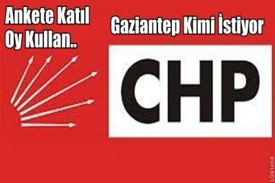 Sizce CHP'nin Gaziantep Büyükşehir Adayı Kim Olmalı