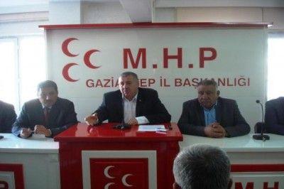 Gaziantep MHP'de Neler Oluyor? Atay Adaylıktan Çekildi !