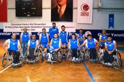 Basketçilerimiz Osmaniye'ye Fark Attı: 70- 46