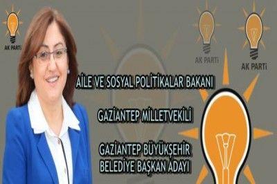 Fatma Şahin Profil Resmini Değiştirdi!..
