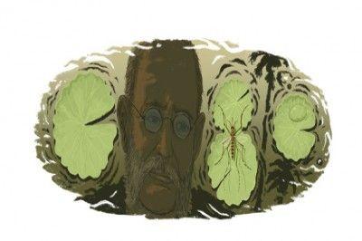Google Kübalı Carlos Juan Finlay'in İçin Doodle Hazırladı