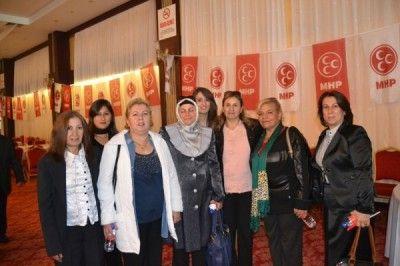 Gaziantep MHP'den ' Kadın Hakları ' Açıklaması